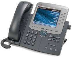 Cisco 7975G Unified IP Phone